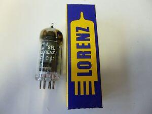 Lorenz EBC 41 Röhre Tube EBC41 LP04