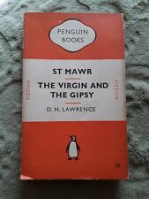 Penguin Books St Mawr/The Virgin and the Gypsy D H Lawrence 1950 No 757