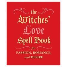 The Witches' Love Spell Book by Cerridwen Greenleaf, Jennifer Leczkowski (edi...