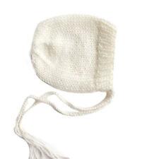 Baby Girls Boy Winter Warm Crochet Knit Bonnet Cap Costume Photo Prop Beanie Hat