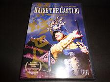 RAISE THE CASTLE-Samurai lord advised best material for dream castle-Cardboard??