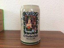 Oktoberfest 1978 Year Rastal Beer Stein Mug Munich Germany Octoberfest 1st Ed