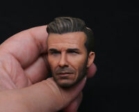 """DAMTOYS DMS005 Male Head 1//6 Head Sculpt Model Fit 12/"""" Figure"""