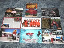 "Lot of 9 Postcards of Devil's Hangout,"" Hell "", Grand Cayman, Islands - Postcard"