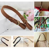 1pc DIY Replacement Adjustable Leather Shoulder Handbag Purse Handle Bag Strap