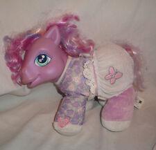 "My Little Pony Baby Alive 10"" Purple Plush Toy Stuffed Animal"