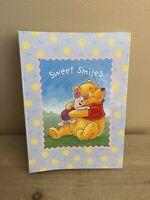 Vintage Hallmark Disney Winnie The Pooh And Piglet Photo Album