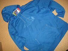 NWT*MENS NORTHFACE QUANTUM PULLOVER HOODIE - BLUE MENS XXL