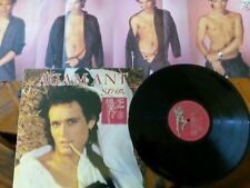 Record lp adam and the ants puss n boots lim ed with poster
