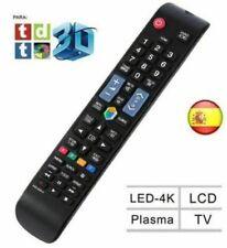 Mando Control Remoto SAMSUNG Smart TV 3D  LED TDV No Requiere Programación