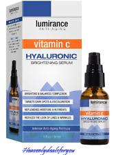 NIB sealed Lumirance Anti-Aging Vitamin C Hyaluronic Brightening Serum -1oz/30mL
