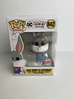 Funko Pop! Animation Looney Tunes : Bugs Bunny as Superman #842 Special Edition