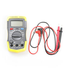XC6013L Digital Meter Capacitance Capacitor Tester Gauge Test tools 20mF-200pF
