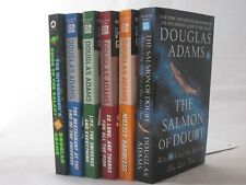 Hitchhiker's Guide to the Galaxy #1-6 by Douglas Adams (Complete Series Set)