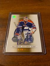 2012-13 SP Authentic Hockey Limited  #80 Bill Ranford Auto Autograph Signed