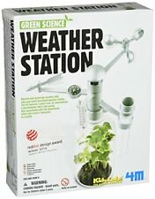 4M Weather Station Kit Geology and Earth Sciences Learning Education Science NEW