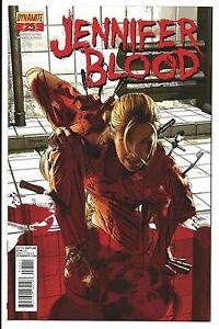 JENNIFER BLOOD # 25 (DYNAMITE COMICS)