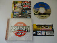 "Sega Saturn Game Software ""Sega Rally Championship"" SS w/Obi Japan Edition"