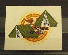 TONGA #502 F-VF MNH 1982 BOY SCOUT JAMBOREE T$5 SURCHARGE HIGH VALUE -Cv $17.50+