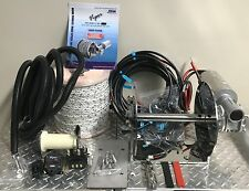 Anchor winch kit Viper series 2   1000 watts works kit