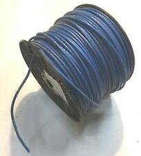 Blue 12 AWG THHN Stranded Wire 11.6 LB Spool NOS