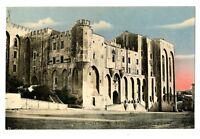 CPA 84 Vaucluse Avignon Le Château des Papes