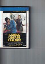 DVD - IL CINICO L'INFAME IL VIOLENTO - UMBERTO LENZI - 2006