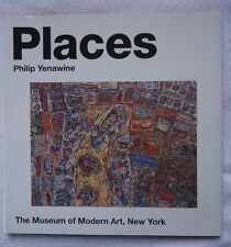 PLACES BY PHILIP YENAWINE THE MUSEUM OF MODERN ART NY MOMA CHILDRENS SERIES BOOK