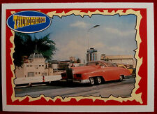 THUNDERBIRDS - FAB 1 - Card #44 - Topps, 1993 - Gerry Anderson