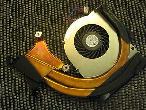 Lenovo Thinkpad T410S series CPU fan & heatsink 45M2680