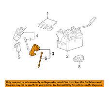 GM OEM Ride Control-Front Leveling Rear Sensor 15098629