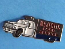MAJESTIC FOOD SERVICE TRUCK PIN VINTAGE TRUCKING TRUCKER COLLECTOR