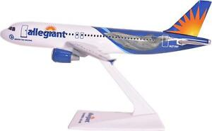 Flight Miniatures Allegiant Air Airbus A320 Winter the Dolphin 1:200 Scale