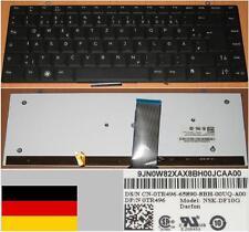 Tastiera Qwertz Tedesca DELL Studio 1340 NSK-DF10G 0TR496 9J.N0W82.XAX OTR496