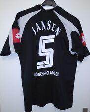 "Maillot shirt foot Lotto Monchengladbach Jansen n""5 taille XL 2005/2006"