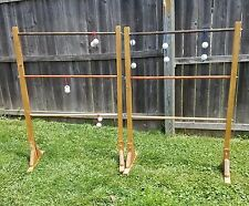 Ladder Ball (Ladder Golf) -- Wooden - Handmade!!