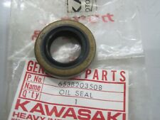 KAWASAKI NOS L/H CRANK SEAL   653B203508 MT1 KV75 AR50 AR80