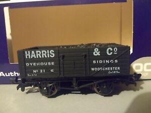 Dapol limited edition wagon Antics Harris & Co Woodchester