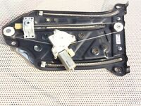 7165594 - BMW O/S Drivers Side Rear Window Regulator and Motor E88 Convertible