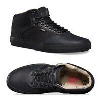 NIB Vans Men's Bedford +Fish Bones Ankle-High Skateboarding Skate Shoes Bishop