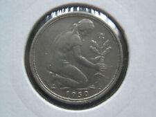 BRD 50 Pfennig 1950 F  (346)