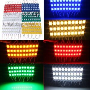 5630 LED light bar signage storefront 3LED SMD module ABS injection waterproof