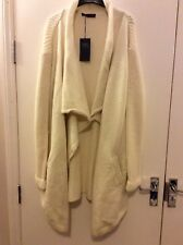 M&S Collection Thick Knit Open Front Cardigan Size: XL RRP £45