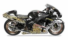 2002-2007 Hayabusa Two Brothers Carbon Fiber Slip On Exhaust 2003 2004 2005 2006