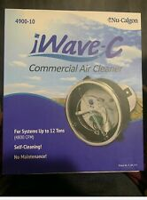 Nu-Calgon iWave C Self Clean for Residential/Commercial Air Purifier