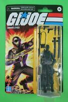 GI JOE RETRO SNAKE EYES 3.75 (WALMART EXCLUSIVE) IN-HAND! CASE FRESH & HOT!
