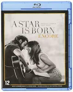 A STAR IS BORN ENCORE  Version longue cinéma - BLU-RAY NEUF SOUS BLISTER