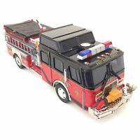 Corgi 54705 E-One Pumper FIre Truck East Hazel Crest II FD 1:50 NIB!  * RARE! *