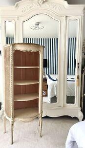 French Dresser Shelf Unit Shabby Chic Todays style