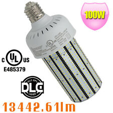 E39 100W LED Corn Bulb Commercial Industrial Corn Light Replace Metal Halide HPS